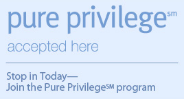 Pure Privilege Accepted Here